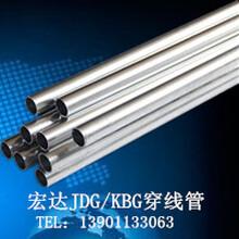 工廠直銷河北宏達JDG穿線管,鍍鋅管,加工柔性防水套管圖片