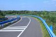 江西九江共青城市护栏板及配件生产厂家波形护栏板规格用量二月份最新价格