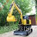 通用型挖掘机家用履带式挖掘机小型履带式挖掘机图纸
