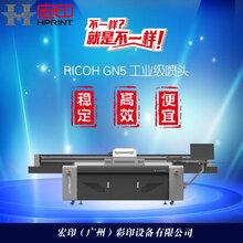 uv平板打印机的应用