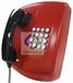 壁挂式公用电话外壳校讯通电话机金属外壳ip电话机外壳