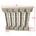 厂家直销欧式罗马柱模具现浇花瓶柱模具屋檐线条模具腰线批发山花浮雕模具