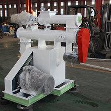 SZLH320大型蝦蟹飼料顆粒機成套設備環模制粒設備廠家直供圖片