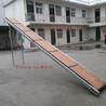 粮食装车皮带输送机\供应10米长袋粮装卸输送机