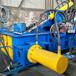 金属液压打包机铁皮压块机易拉罐油漆桶压块机设备易拉罐压块机废钢压块机