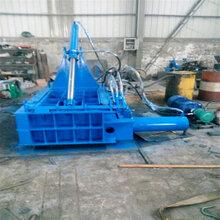 大型金属压块机废铁废铝液压压块机钢筋头下脚料压块机
