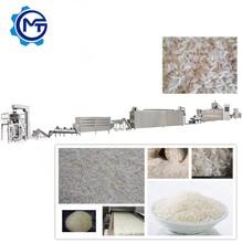 看過來!免蒸大米設備%705C人造大米小型方便面生產線圖片