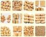 鄭州市肉丸拉絲蛋白素肉生產線生產仿真素肉的組織蛋白設備