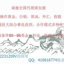 金银贸易场招商代理(官方)