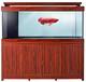 水魔方鱼缸龙鱼专用水族箱