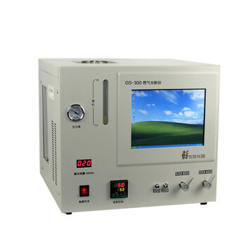 GS-300天然氣氣化率分析儀_LNG汽化率分析儀_上海傳昊儀器
