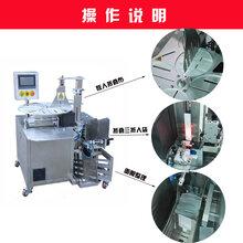 折叠面膜折叠机厂家3折4折面膜折棉包装机