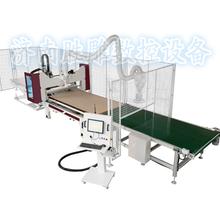 天长单头双工序三工序四工序开料机胜雕数控供应全自动板式家具开料机