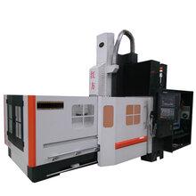 立式数控铣床HF2015龙门式加工中心批发卧式小型数控铣床红方数控图片