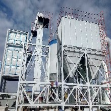 年产20万吨蒸汽脱硫石膏粉生产线,环保工艺,荣森机械图片