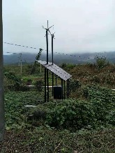 太阳能风光互补污水处理机,太阳能生活污水处理设备ABG/TS20安徽宝绿