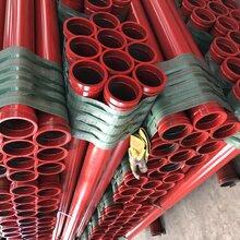 质优无缝高压5.0混凝土地泵管厂家盐山盛通厂家图片