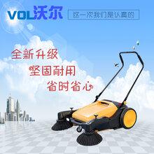 无动力环保扫地机道路清洁车环卫清洁车手推式扫地机