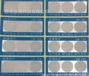 西安反光型變色測溫貼片