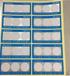 西安测温贴片厂家供应单片三连片测温试纸