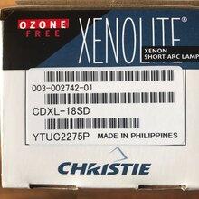 Christie科视放映机氙灯-CDXL-18SD原装进口质保:1750H图片