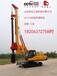 山东利达15米机锁杆旋挖钻机电塔桩基工程转移设备型号