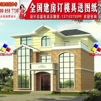 农村自建房设计图大全 (24)