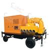 KDZY型1500m3每小時市政四輪柴油機防汛泵車排澇搶險泵車