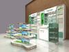 西安展柜設計公司西安圖書館展架制作