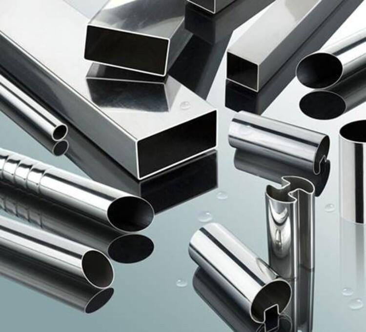不銹鋼管定制樣品展示