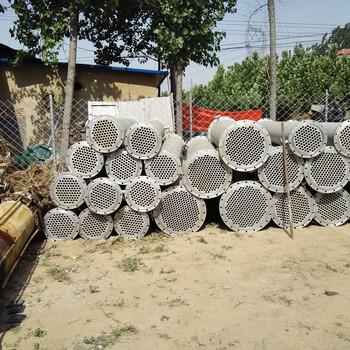 二手列管式冷凝器不锈钢列管式冷凝器