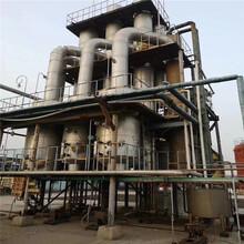 出售二手MVR蒸發器二手廢水蒸發器MVR三效降膜蒸發器圖片