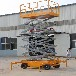 电动液压升降平台铝合金升降机高空作业升降梯移动式升降台小型