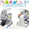 惠州珑玲信息科技有限公司供应进口商用型单头绣花机SAI彩