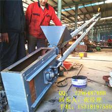 安徽安慶耐腐蝕管鏈輸送機安裝流程圖片