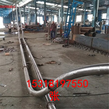 廣東汕尾粉料防腐蝕管鏈輸送機操作規程圖片
