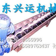 江苏苏州大倾角螺旋提升机工作原理图片