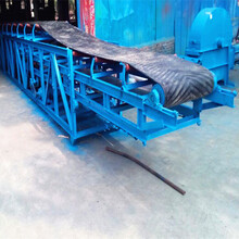 河北保定四滚筒皮带输送机技术雄厚图片