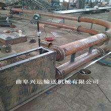 河南河南水泥装罐管链式输送机特价定制图片