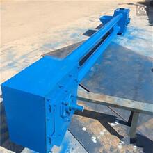 江苏泰州多型号管链提升机CAD图纸图片
