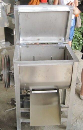 苏州简装搅面机重量轻
