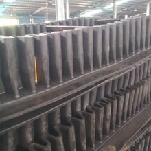 库房袋装物品输送机长度定制可逆配仓运输机图片