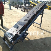 安徽淮南V型槽皮帶輸送機功能介紹圖片