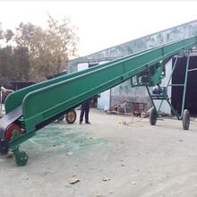 山西大同耐磨防銹不銹鋼皮帶輸送機使用說明圖片