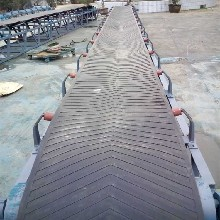 陜西漢中Z型爬坡水平皮帶機貨真價實圖片