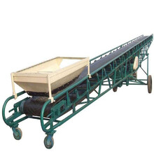 沙子传送带流水线工作台600型输送机支持定做图片