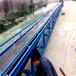 可調節皮帶輸送機傳送帶報價Ljxy集裝箱裝車用移動式輸