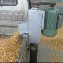 抽灰機大豆吸糧機六九重工單相稻谷裝車軟管抽糧機圖片