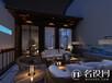 名设网杭州酒店装修设计效果图_酒店装修设计价格