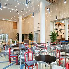 杭州滨江区房地产公司设计名设网办公室设计公司